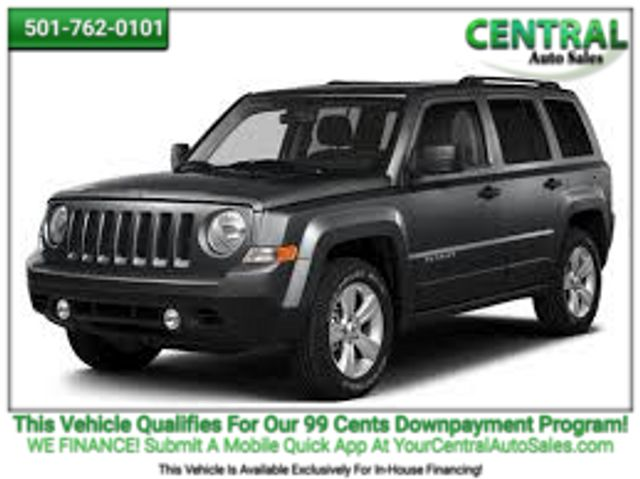 2016 Jeep Patriot Latitude | Hot Springs, AR | Central Auto Sales in Hot Springs AR