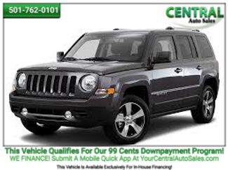 2016 Jeep Patriot Latitude | Hot Springs, AR | Central Auto Sales in Hot Springs AR
