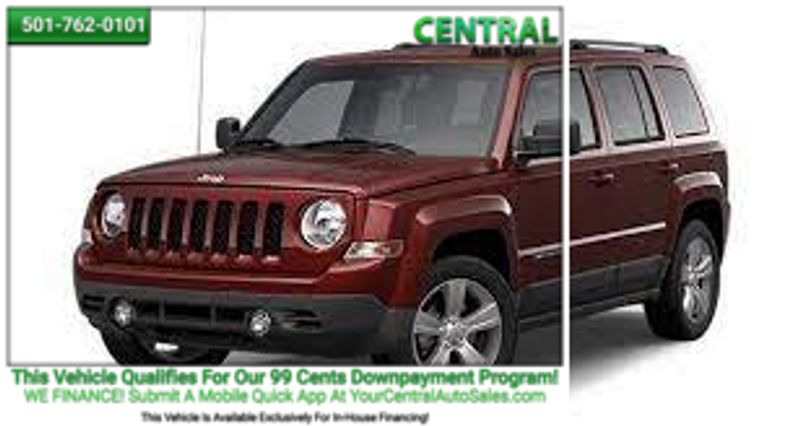 2016 Jeep Patriot Sport   Hot Springs, AR   Central Auto Sales in Hot Springs AR