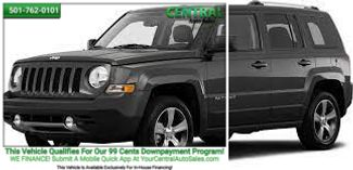2016 Jeep Patriot Sport | Hot Springs, AR | Central Auto Sales in Hot Springs AR