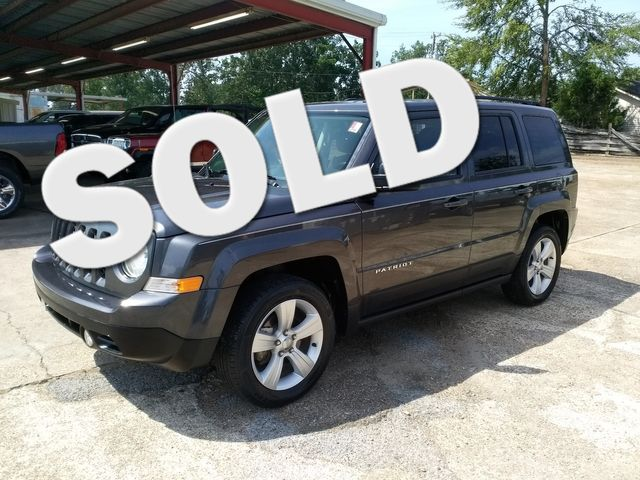 2016 Jeep Patriot Latitude Houston, Mississippi