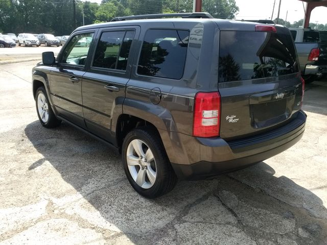 2016 Jeep Patriot Latitude Houston, Mississippi 4