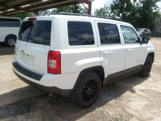 2016 Jeep Patriot Sport Houston, Mississippi 4