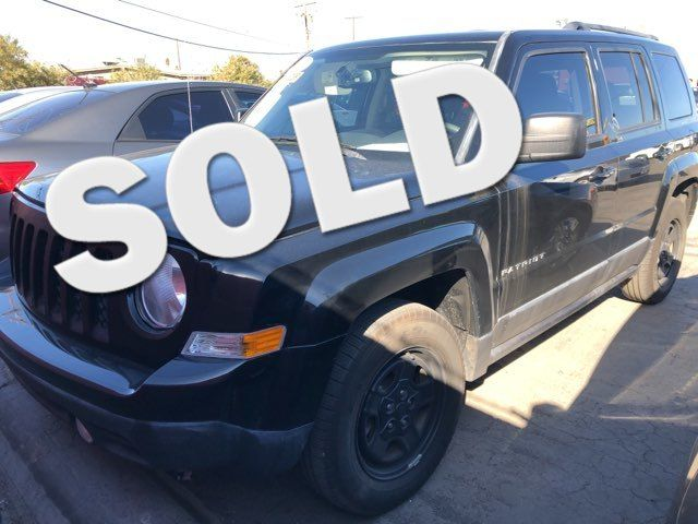 2016 Jeep Patriot Sport CAR PROS AUTO CENTER (702) 405-9905 Las Vegas, Nevada