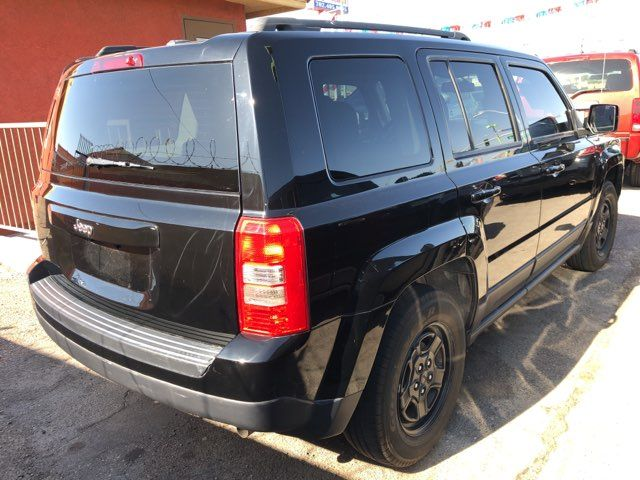 2016 Jeep Patriot Sport CAR PROS AUTO CENTER (702) 405-9905 Las Vegas, Nevada 2