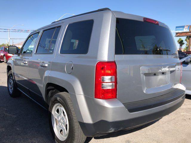 2016 Jeep Patriot Sport CAR PROS AUTO CENTER (702) 405-9905 Las Vegas, Nevada 4