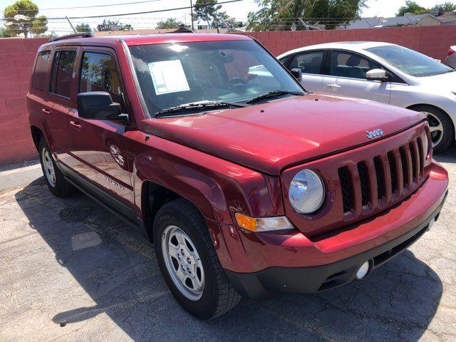 2016 Jeep Patriot Sport CAR PROS AUTO CENTER (702) 405-9905 Las Vegas, Nevada 1