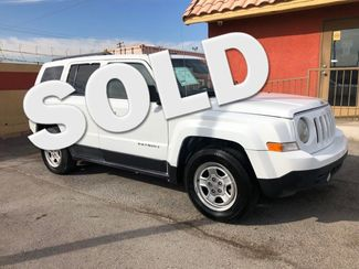2016 Jeep Patriot Sport CAR PROS AUTO CENTER (702) 405-9905 Las Vegas, Nevada