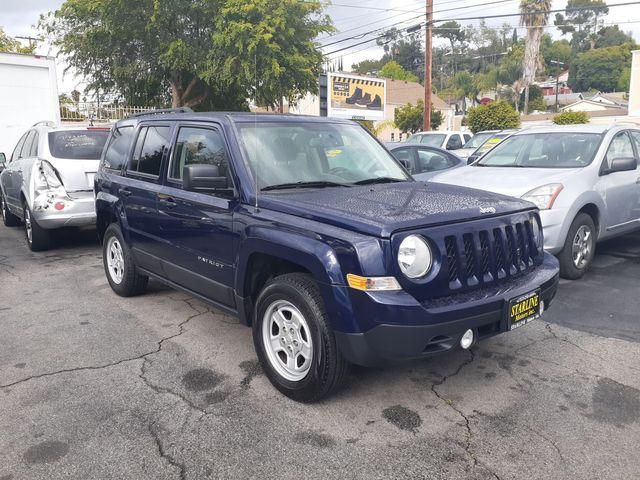 2016 Jeep Patriot Sport Los Angeles, CA 4
