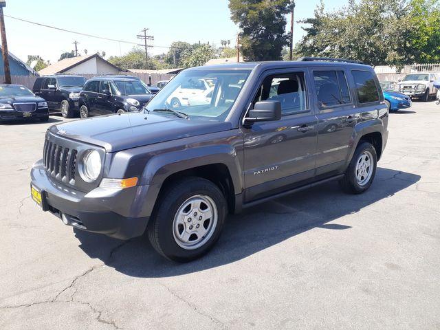 2016 Jeep Patriot Sport Los Angeles, CA