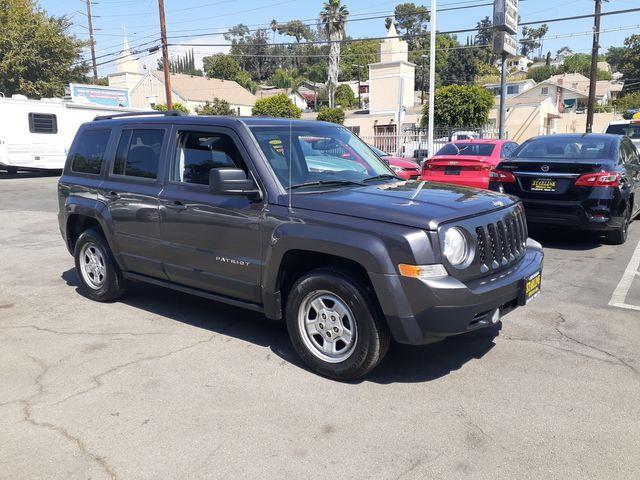 2016 Jeep Patriot Sport Los Angeles, CA 5