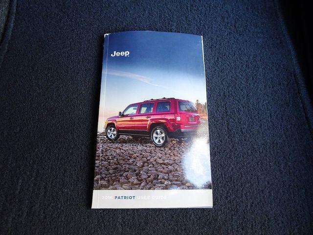 2016 Jeep Patriot Latitude Madison, NC 44
