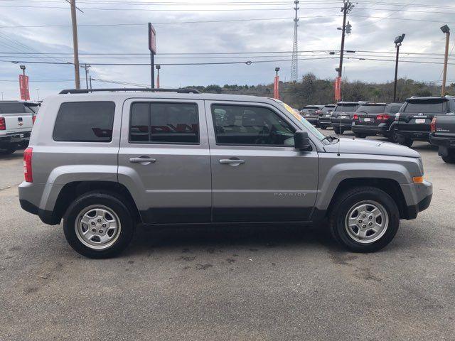 2016 Jeep Patriot Sport in Marble Falls, TX 78654