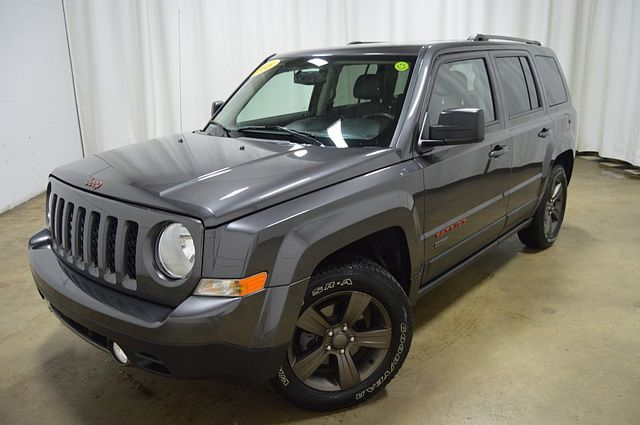 2016 Jeep Patriot 75th Anniversary