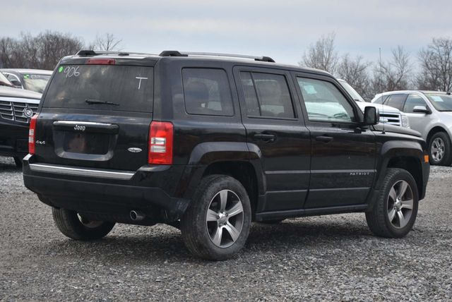 2016 Jeep Patriot High Altitude Edition Naugatuck, Connecticut 4