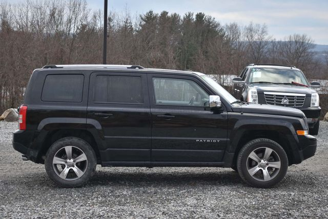 2016 Jeep Patriot High Altitude Edition Naugatuck, Connecticut 5