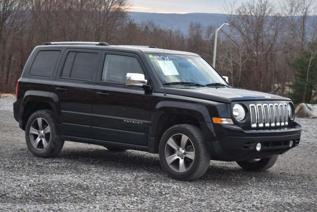 2016 Jeep Patriot High Altitude Edition Naugatuck, Connecticut 6