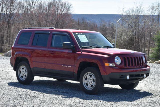 2016 Jeep Patriot Sport Naugatuck, Connecticut 6