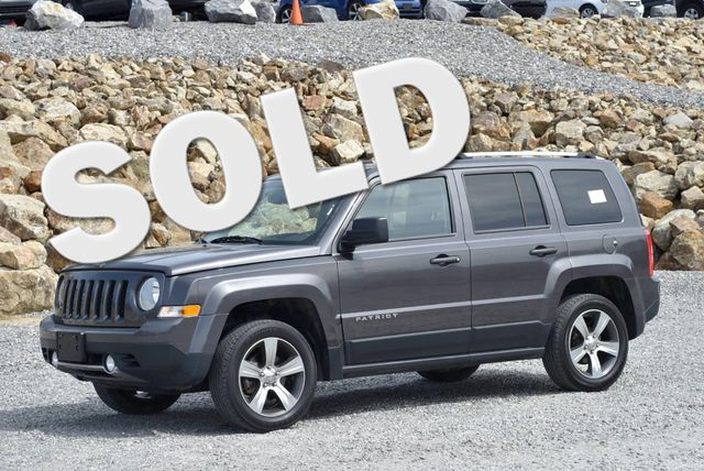 2016 Jeep Patriot High Altitude Edition Naugatuck, Connecticut