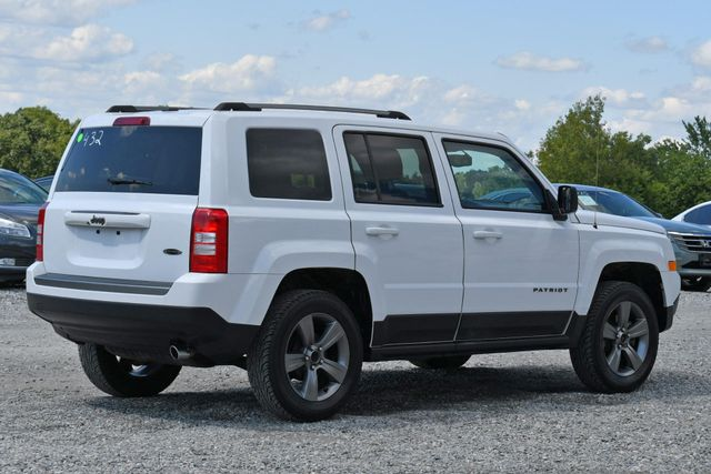 2016 Jeep Patriot Sport SE Naugatuck, Connecticut 4