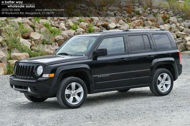 2016 Jeep Patriot High Altitude Edition 4WD Naugatuck, Connecticut