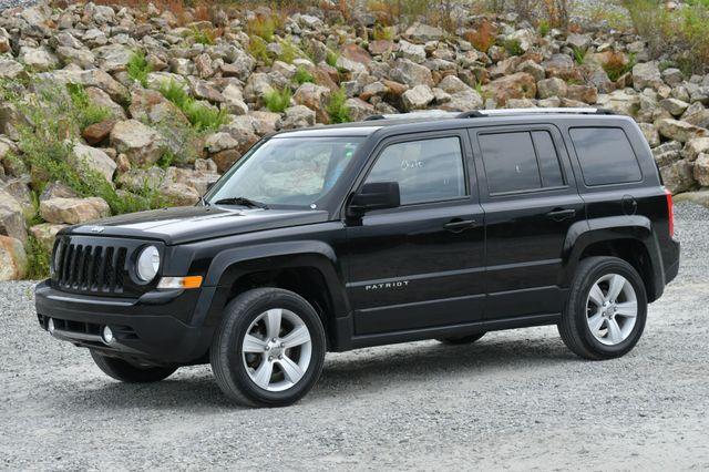 2016 Jeep Patriot High Altitude Edition 4WD Naugatuck, Connecticut 2