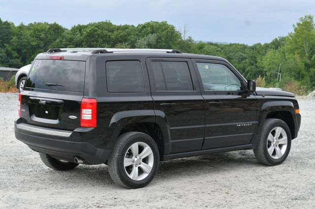 2016 Jeep Patriot High Altitude Edition 4WD Naugatuck, Connecticut 6