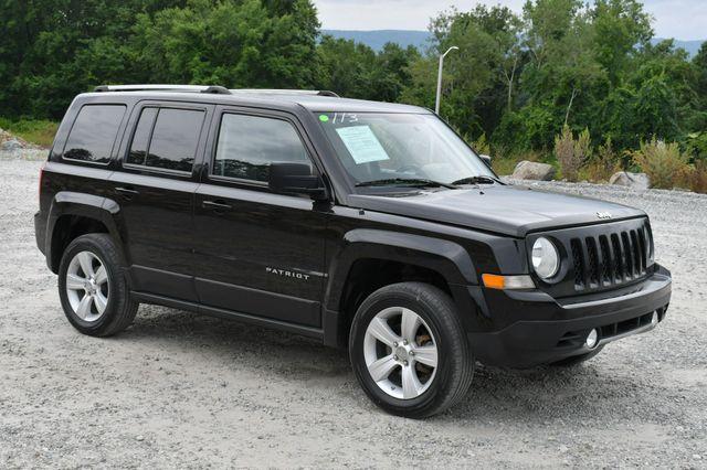 2016 Jeep Patriot High Altitude Edition 4WD Naugatuck, Connecticut 8