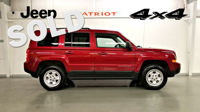2016 Jeep Patriot Sport 4X4 SUV    Palmetto, FL   EA Motorsports in Palmetto FL