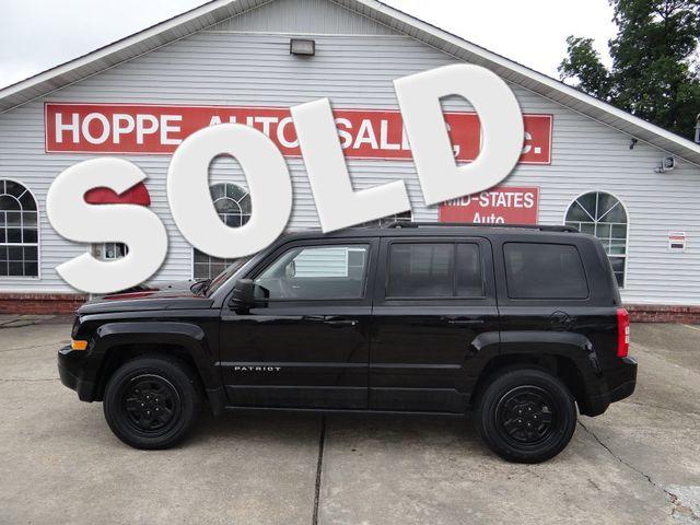 2016 Jeep Patriot Sport | Paragould, Arkansas | Hoppe Auto Sales, Inc. in  Arkansas
