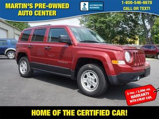 2016 Jeep Patriot Sport in Whitman, MA 02382