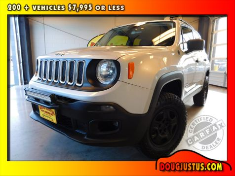 2016 Jeep Renegade Sport in Airport Motor Mile ( Metro Knoxville ), TN