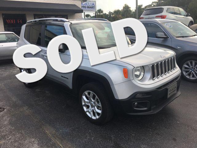 2016 Jeep Renegade Limited Amelia Island, FL