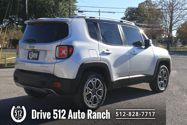 2016 Jeep Renegade Limited in Austin, TX 78745