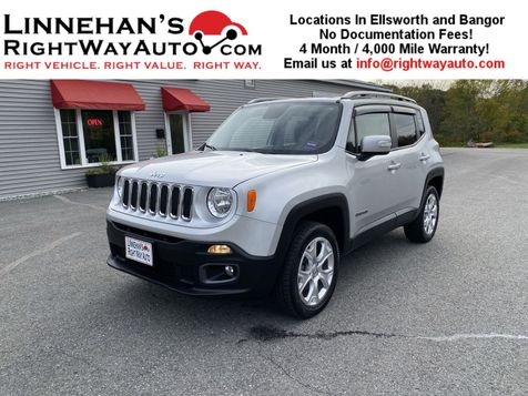 2016 Jeep Renegade Limited in Bangor