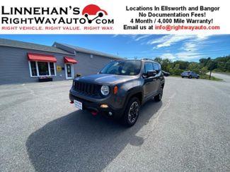 2016 Jeep Renegade Trailhawk in Bangor, ME 04401