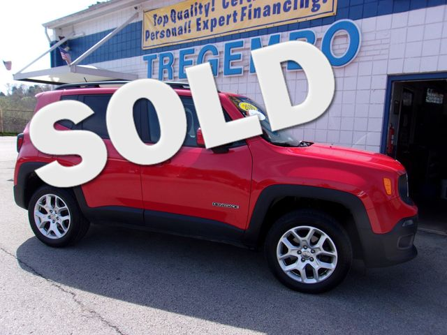 2016 Jeep Renegade Latitude in Bentleyville, Pennsylvania 15314