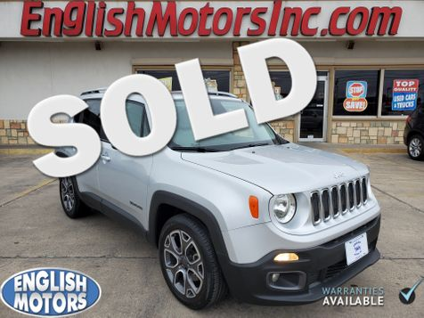2016 Jeep Renegade Limited in Brownsville, TX