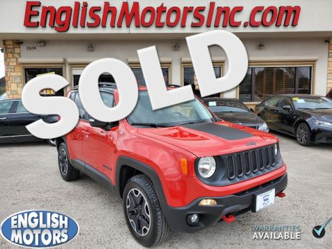 2016 Jeep Renegade Trailhawk in Brownsville, TX