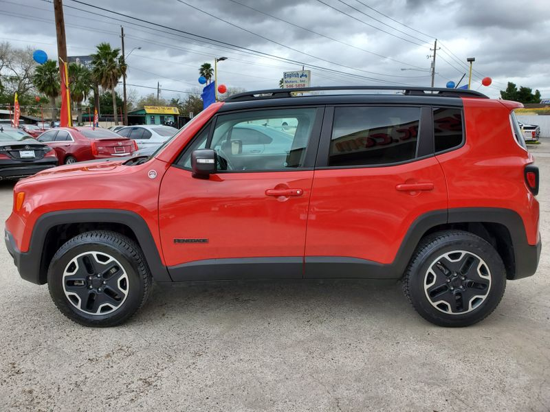 2016 Jeep Renegade Trailhawk  Brownsville TX  English Motors  in Brownsville, TX