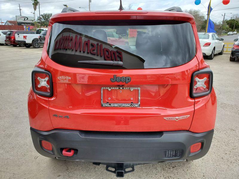 2016 Jeep Renegade Trailhawk  Brownsville TX  English Motors  in Brownsville, TX