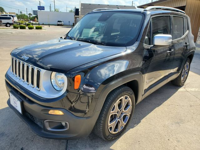 2016 Jeep Renegade Limited in Brownsville, TX 78521