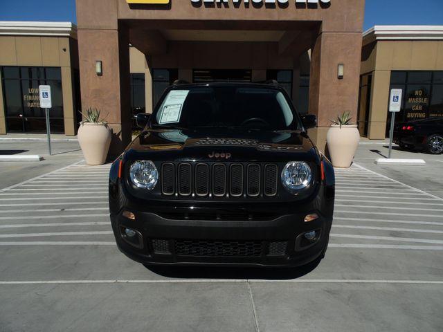 2016 Jeep Renegade 75th Anniversary in Bullhead City Arizona, 86442-6452