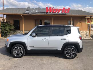2016 Jeep Renegade Limited in Marble Falls, TX 78611
