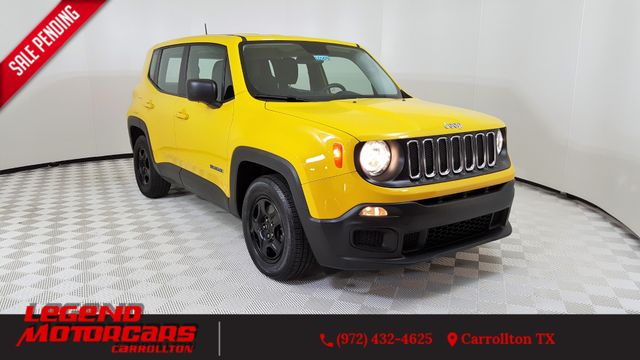 2016 Jeep Renegade Sport in Carrollton, TX 75006