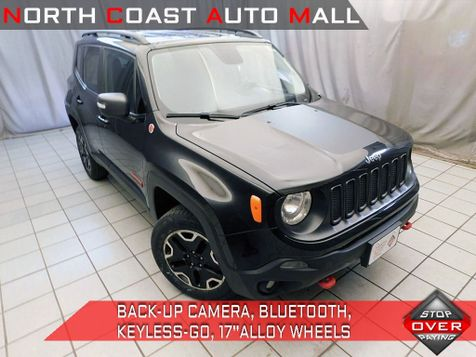 2016 Jeep Renegade Trailhawk in Cleveland, Ohio