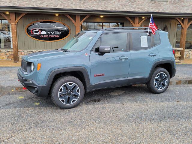 2016 Jeep Renegade Trailhawk in Collierville, TN 38107