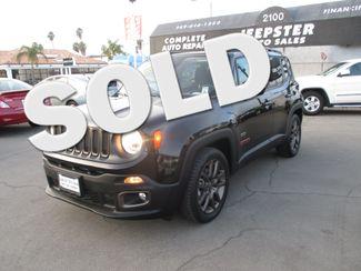2016 Jeep Renegade 75th Anniversary in Costa Mesa California, 92627