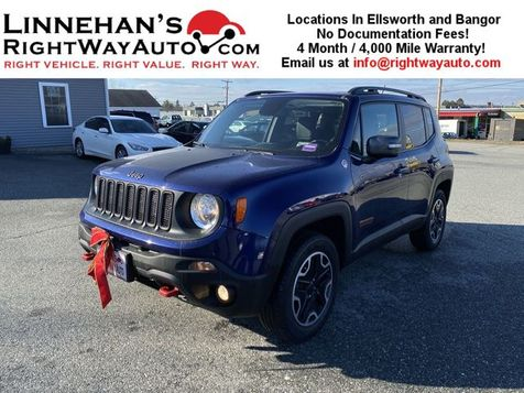 2016 Jeep Renegade Trailhawk in Bangor