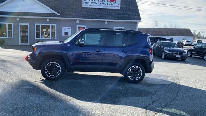 2016 Jeep Renegade Trailhawk  in Bangor, ME